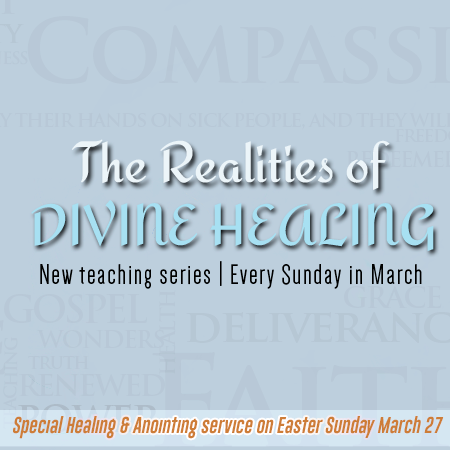 the realities of divine healing iii