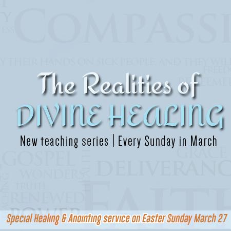 the realities of divine healing iii